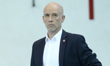 ΒΒSK-Ολυμπιακός 1-3 - Μπενίτεθ: «Kαλό βήμα για την οχτάδα»