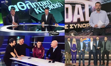 «Αθλητική Κυριακή» ή Ντέμης; - Ποιος είναι ο νικητής και πόσοι τους βλέπουν