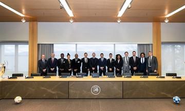 Καρεμπέ, Καμπιάσο, στο τραπέζι της UEFA