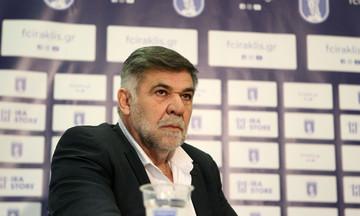 Τομ Παπαδόπουλος: «Το όνειρό μου για τον Ηρακλή»