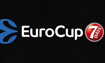 Τα γκρουπ του Top16 του Eurocup
