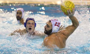 Α1 Πόλο Ανδρών: Στην Θεσσαλονίκη ο Ολυμπιακός, στα Χανιά η Βουλιαγμένη