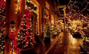 Ανατροπή: Χριστούγεννα με βροχή, χιόνι και τσουχτερό κρύο