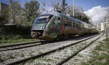 Σύγκρουση τρένου με ΙΧ στην Κωνσταντινουπόλεως