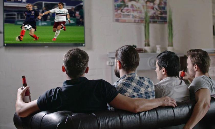 Αυτά είδατε στην TV - Η ενδεκάδα των κορυφαίων σε τηλεθέαση αθλητικών της σεζόν