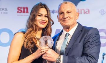 Η κόρη του Πέριτσα Μπούκιτς, Πέτρα, κορυφαία στην Κροατία (pics)!