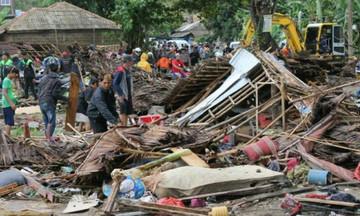 Στους 168 οι νεκροί στην Ινδονησία (pics, vid)