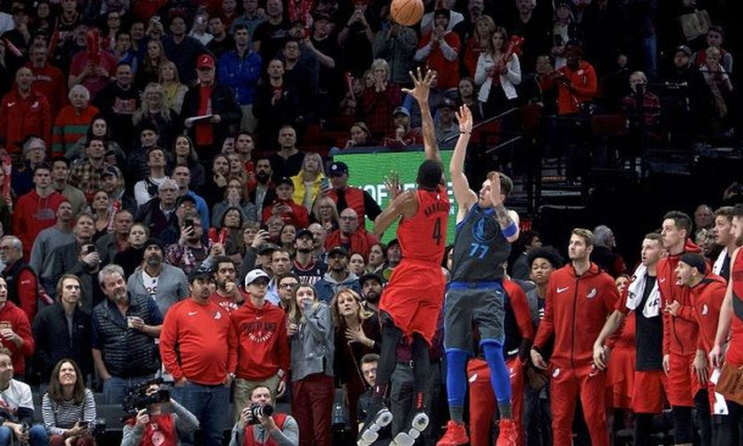 NBA: Το τρελό buzzer beater του Ντόντσιτς σε νεκρό χρόνο! (vid)