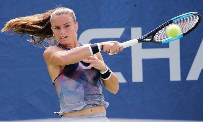 Η Σάκκαρη παρέμεινε στο Νο 41 της WTA