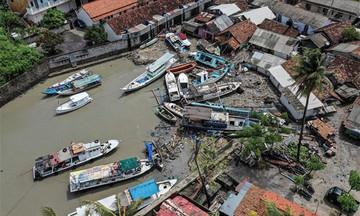 Ινδονησία: 373 οι νεκροί από το τσουνάμι, στους 128 οι αγνοούμενοι