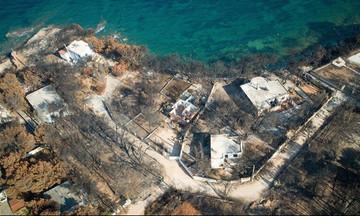 Μάτι: Πέντε μήνες μετά τη φονική πυρκαγιά δεν έχει εκδοθεί καμία άδεια