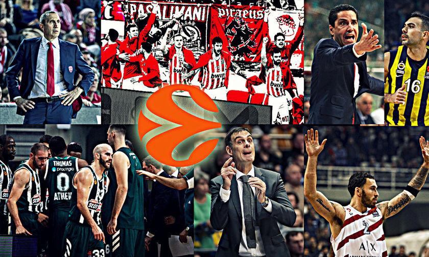 EuroLeague: Τι άλλαξε ο Μπλατ στον Ολυμπιακό