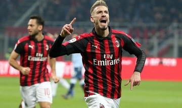 Serie A: Επιστροφή στις νίκες για τη Μίλαν, 2-1 την ΣΠΑΛ (αποτελέσματα, βαθμολογία και πρόγραμμα)