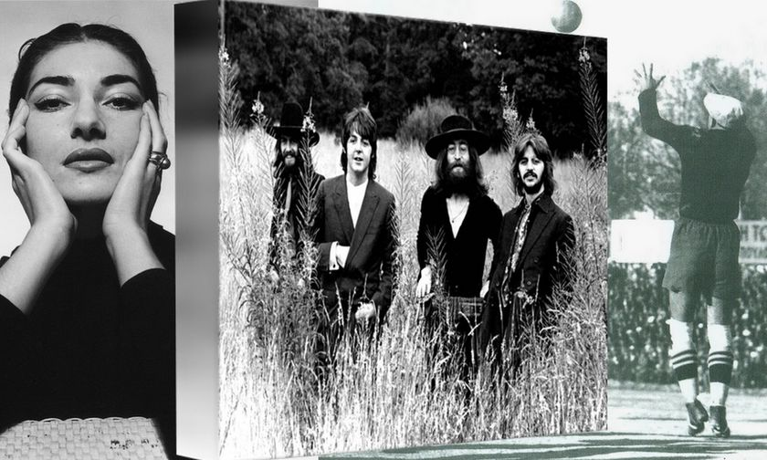 Η Κάλλας, η διάλυση των Beatles, ο 100 ετών τερματοφύλακας του Ολυμπιακού και ο διασυρμός του ΠΑΟ