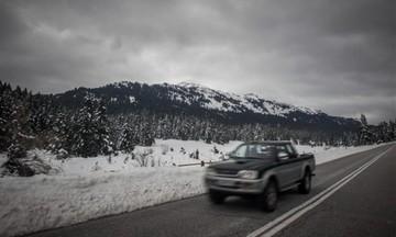 Πρωτοχρονιά με κρύο, βροχές και χιόνια