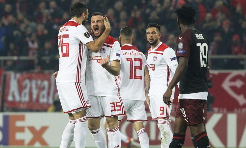 Ο Ολυμπιακός στις καλύτερες στιγμές του Europa League (vid)