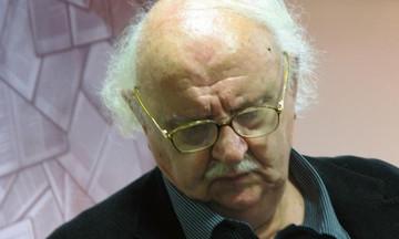 Πέθανε ο Μάρκος Μέσκος, από τους σημαντικότερους μεταπολεμικούς ποιητές