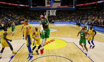 TOP-10: O Πουαριέ στο κορυφαίο κάρφωμα για τον Δεκέμβρη στην EuroLeague (vid)