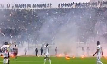 Στους εξήντα ανέβηκε ο αριθμός των τραυματιών από επεισόδια στην Αλγερία