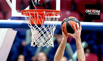 EuroLeague: Οι δέκα καλύτερες τάπες του Δεκεμβρίου (vid)