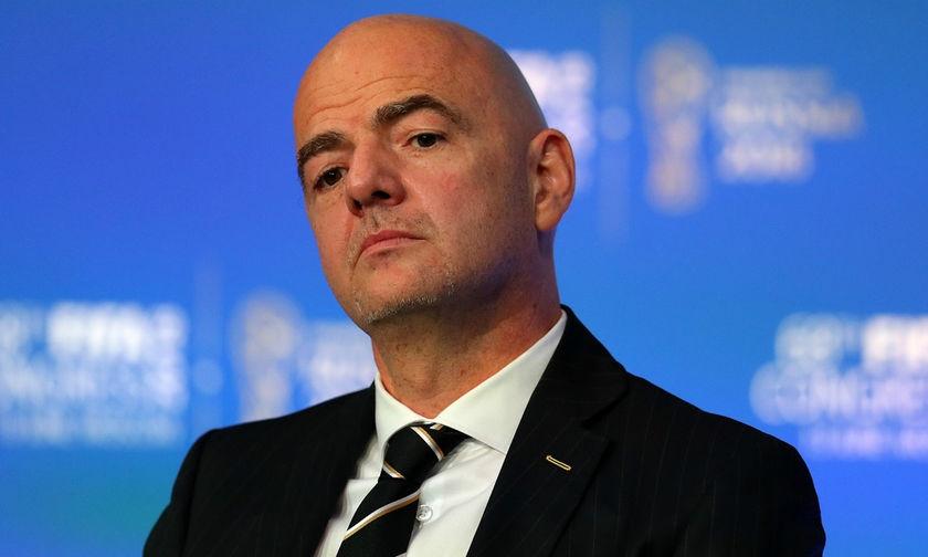 Τα σχέδια του Τζιάνι Ινφαντίνο για την αύξηση των ομάδων στο Παγκόσμιο Κύπελλο