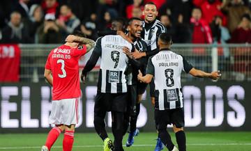 Primeira Liga: Με το «αριστερό» η Μπενφίκα