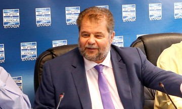 Μπαταγιάννης: «Φαίνεται ότι λειτουργεί το πείραμα με τους ξένους διαιτητές»