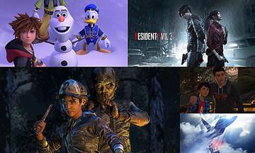 Ιανουάριος 2019: Οι νέες κυκλοφορίες στα Games!