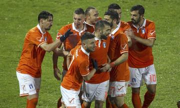 Ο Ηρακλής ανακοίνωσε έξι ποδοσφαιριστές