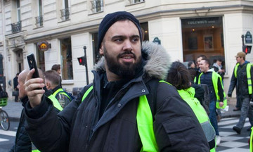 Γαλλία: Συνελήφθη ο Ερίκ Ντρουέ - Οργή στα «κίτρινα γιλέκα»