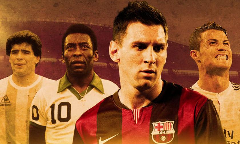 Μια μυθική, ποδοσφαιρική φωτογραφία