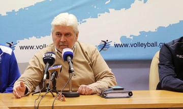 Καραμπέτσος:«Αν δεν ήταν ο Βασιλειάδης θα είχε κλείσει η Ομοσπονδία, full time ο Ναράνχο»