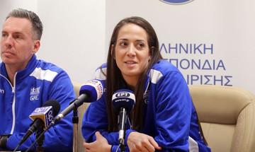 Στέλλα Χριστοδούλου:«Η ομάδα διασκεδάζει»