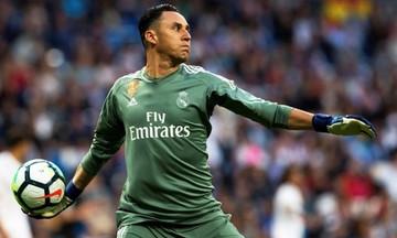 Η Ρεάλ Μαδρίτης επέκτεινε το συμβόλαιο του Κέιλορ Νάβας