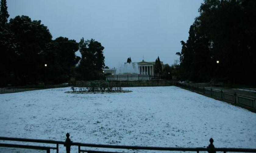 Ο Καλλιάνος προειδοποιεί: Τη Δευτέρα έρχεται χιονιάς στην Αθήνα