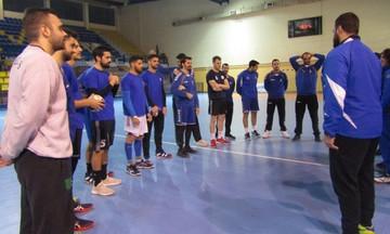 Χάντμπολ: Στην Αυστρία για το Continental Cup η Εθνική Ανδρών