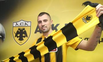 Κρίστισιτς: «Να παίξω στο Champions League με την ΑΕΚ»