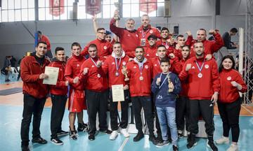 Κορυφαίος στην πυγμαχία ο Ολυμπιακός για το 2018!