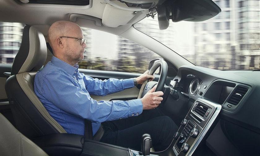 Η Volvo προσέχει την υγεία των οδηγών της