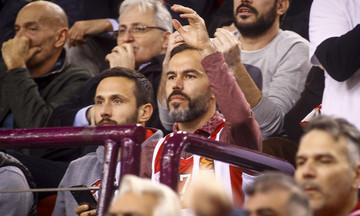 Ολυμπιακός - Παναθηναϊκός: Νάτχο με φανέλα Σπανούλη και Βούκοβιτς με Ερυθρού Αστέρα!