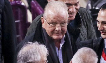 Ολυμπιακός - Παναθηναϊκός 79-65: O Ίβκοβιτς πανηγύρισε σαν οπαδός (vid)