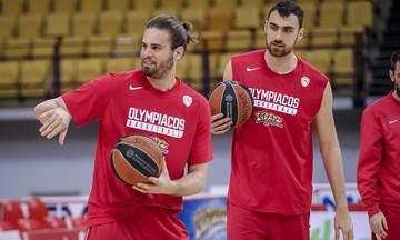 Ολυμπιακός: Αποθέωση Μπόγρη για Μιλουτίνοφ με... silver alert! (pic)