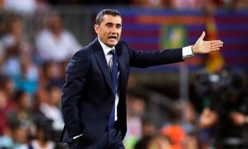 Βαλβέρδε: «Έχω συμβόλαιο με την Μπαρτσελόνα, θα αποφασίσουμε στο τέλος της σεζόν»