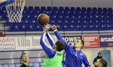 Το έριξαν στο μπάσκετ οι ποδοσφαιριστές του Αστέρα Τρίπολης! (vid)