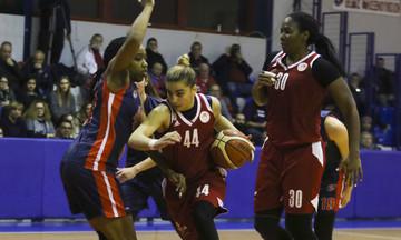 Πρωτέας-Ολυμπιακός 52-60: Πρώτη «ερυθρόλευκη» νίκη για τη νέα χρονιά