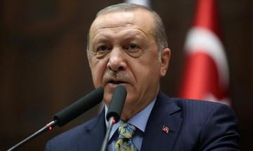 Προκλητικός Ερντογάν: «Θα ρίξω τους Έλληνες στη θάλασσα»