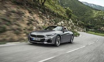 Η BMW Z4 έρχεται στην Ελλάδα με τρεις εκδόσεις