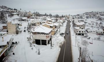 Η ώρα της Αττικής να ντυθεί στα λευκά -Ερχονται χιόνια τη Δευτέρα, λέει ο Καλλιάνος