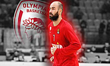 Ολυμπιακός: Έτοιμος για ακόμα ένα ρεκόρ ο Σπανούλης!