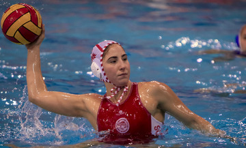 Το πρόγραμμα της ομάδας πόλο Γυναικών του Ολυμπιακού στη Euroleague